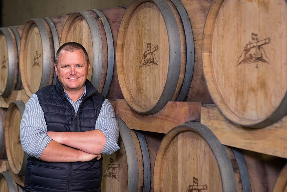 Featured Winemaker – Kanonkop Wine Estate – Winemaker, Abrie Beeslaar