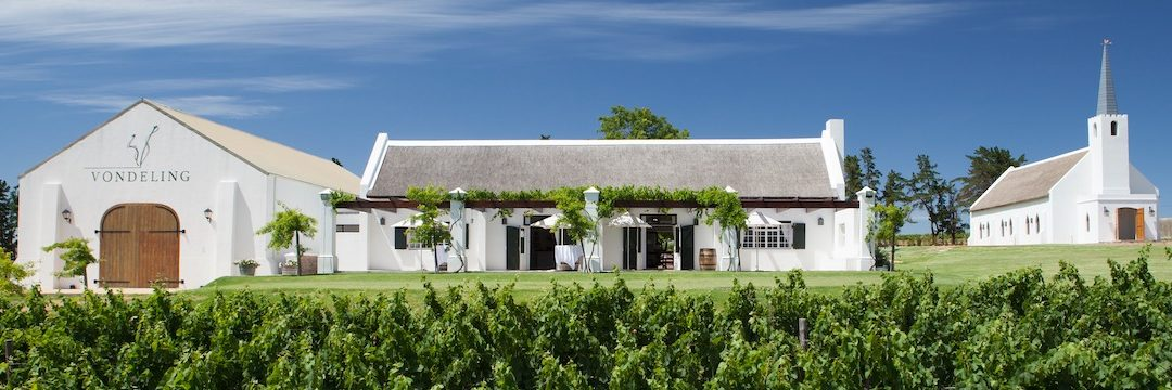 Featured winery – Vondeling Wines
