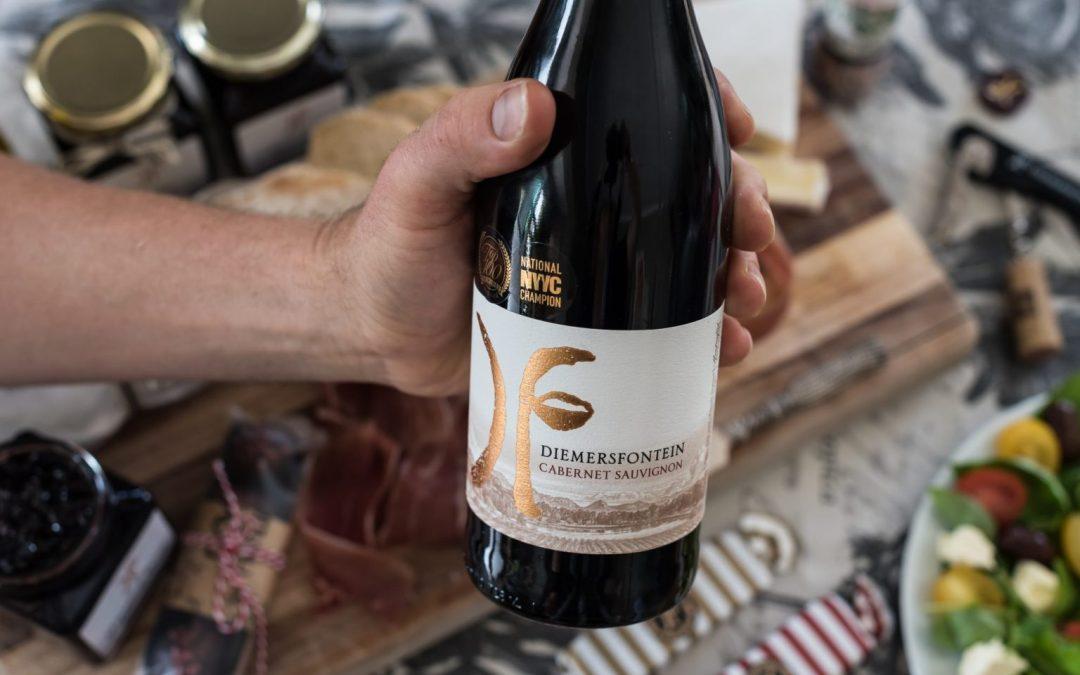 Featured food and wine pairing – Diemersfontein