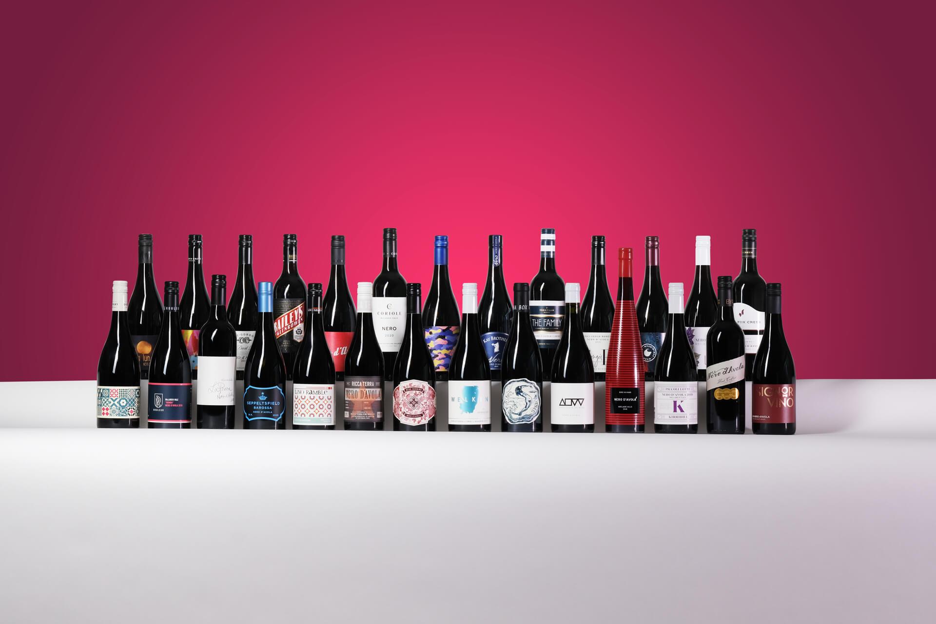 Featured grape varietal: Nero - The Black Grape of Avola