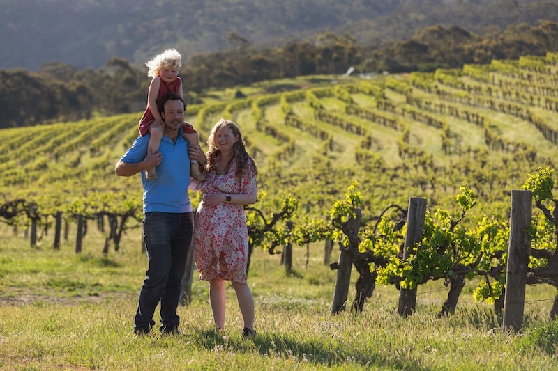 Featured winery: Aphelion Wines