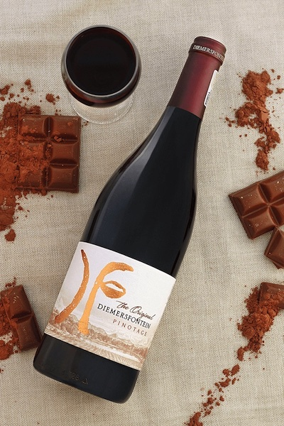 South African Coffee Pinotage