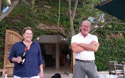 Featured winemaker: Abrie Bruwer