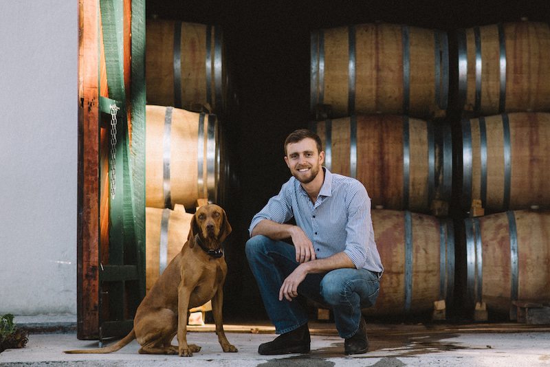Featured Winemaker - Etienne and Christo Le Riche