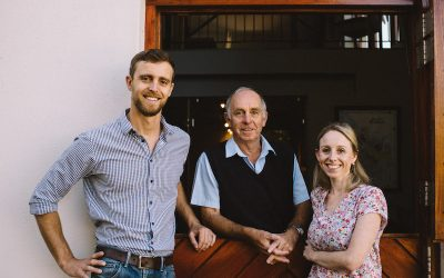 Featured Winemaker – Etienne and Christo Le Riche