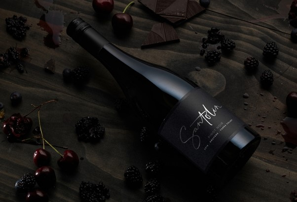 Featured Food and wine pairing – Pork and Santolin Pinot Noir