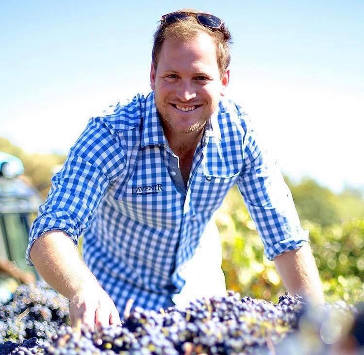 Featured Winemaker – Dirk Coetzee